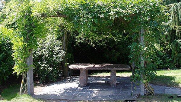Gartengestaltung gewa - Gartengestaltung pergola ...